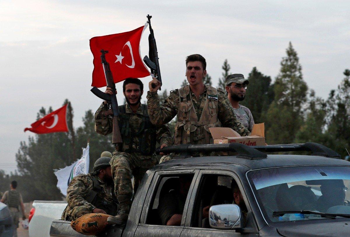 Turkey Set Up Offices In Afrin, For Turkmen Families To Register For Settling In Nagorno-Karabakh