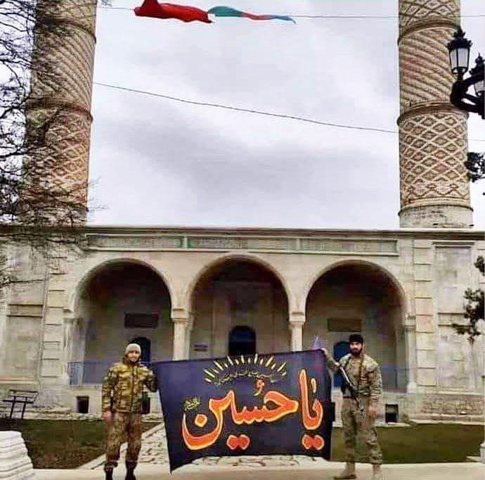 "Fake Armenian Claims Continue: ""Syrian Jihadists In Shusha"""