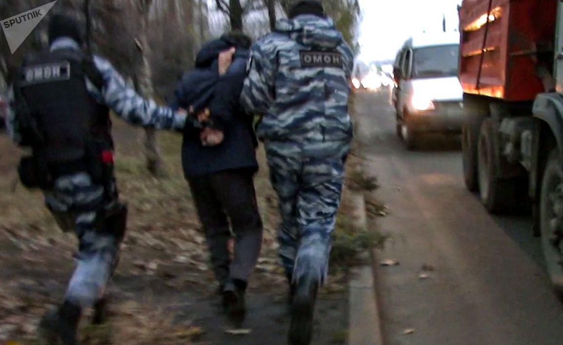 Russia's Security Service Arrested Hizb ut-Tahrir al-Islami Terrorist Cell In Kazan