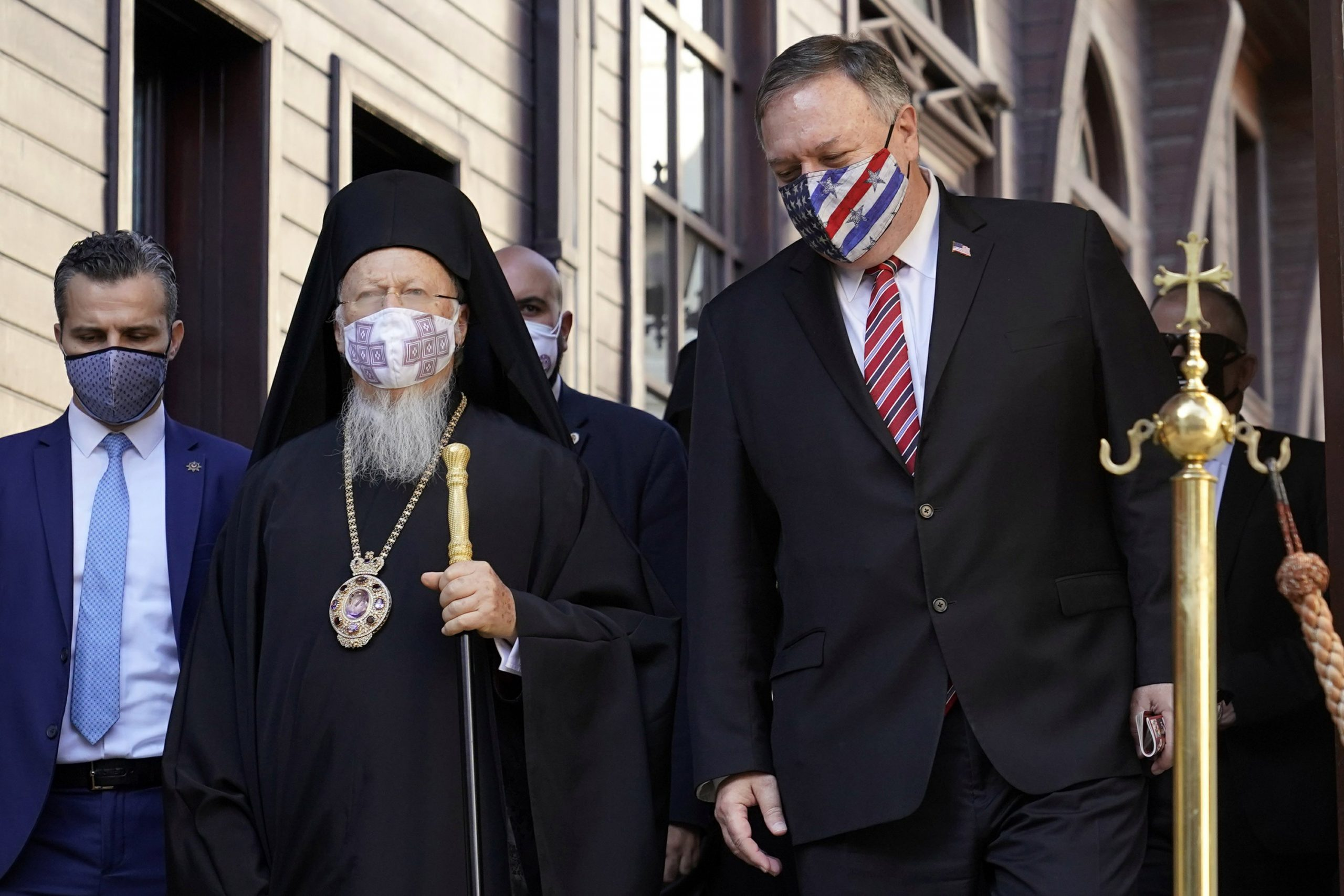 State Department & Patriarch Bartholomew Coordinate Efforts In Pushing Globalist Agenda