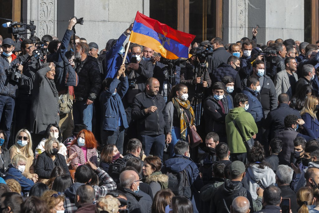 Pashinyan Refuses To Let Go Of Power, Arrests Of Opposition Politicians Began In Armenia