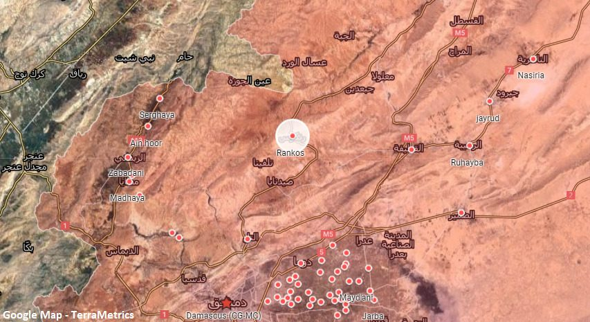 Syrian Intelligence Collaborator Survived Assassination Attempt Near Lebanon's Border