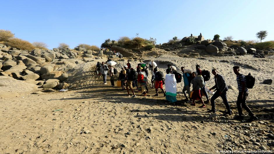 """The Price Of Victory: Thousands Flee Ethiopia's Tigray, As Government Forces Prepare For """"Final Assault"""""""