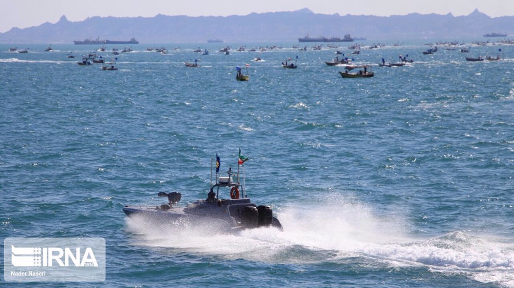 IRGC's Basij Force Carries Out Drill With 1,000+ Light And Semi-Heavy Combat Vessels