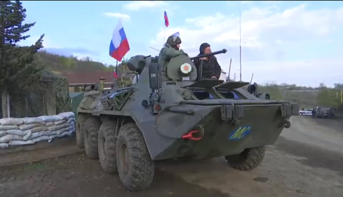Russia Sends Military Doctors To Karabakh, As Azerbaijan Enters Kalbajar District