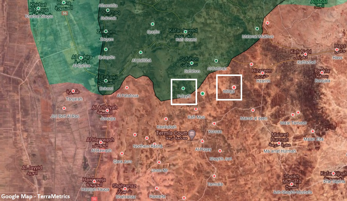 Greater Idlib Militants Foiled Two Infiltration Attempts By Syrian Army