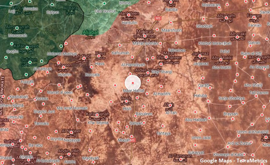 Turkish Forces Are Dismantling Another Besieged Post In Syria's Idlib