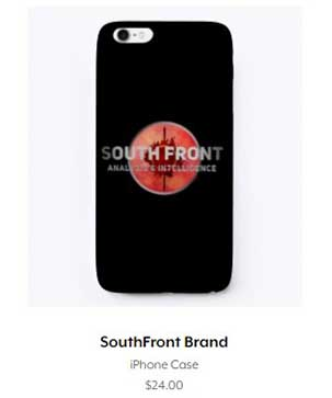 Get SouthFront-Branded Items Now! Join The Resistance!