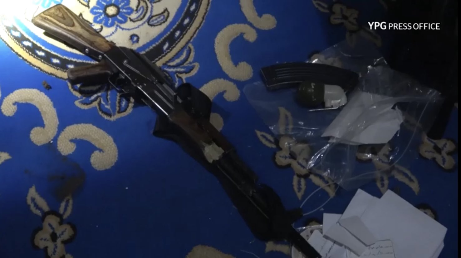 In Video: Successful Operation Of SDF Special Forces Against Pro-Government Agents In Al-Hasakah