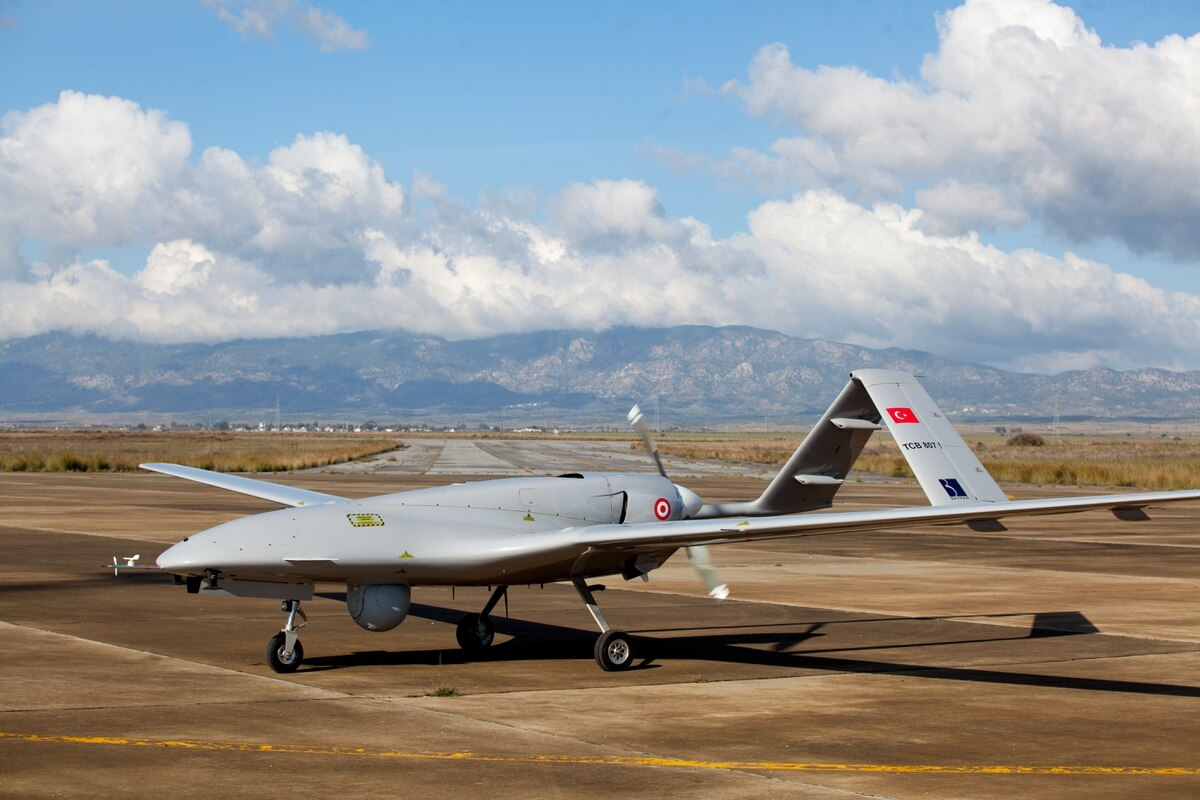 U.S. Companies And More Join In On Refusing Sales Of Parts For Turkey's Bayraktar TB2 Drone