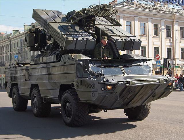Weapons Of Karabakh War: The Soviet OSA-AKM SAM Defense System