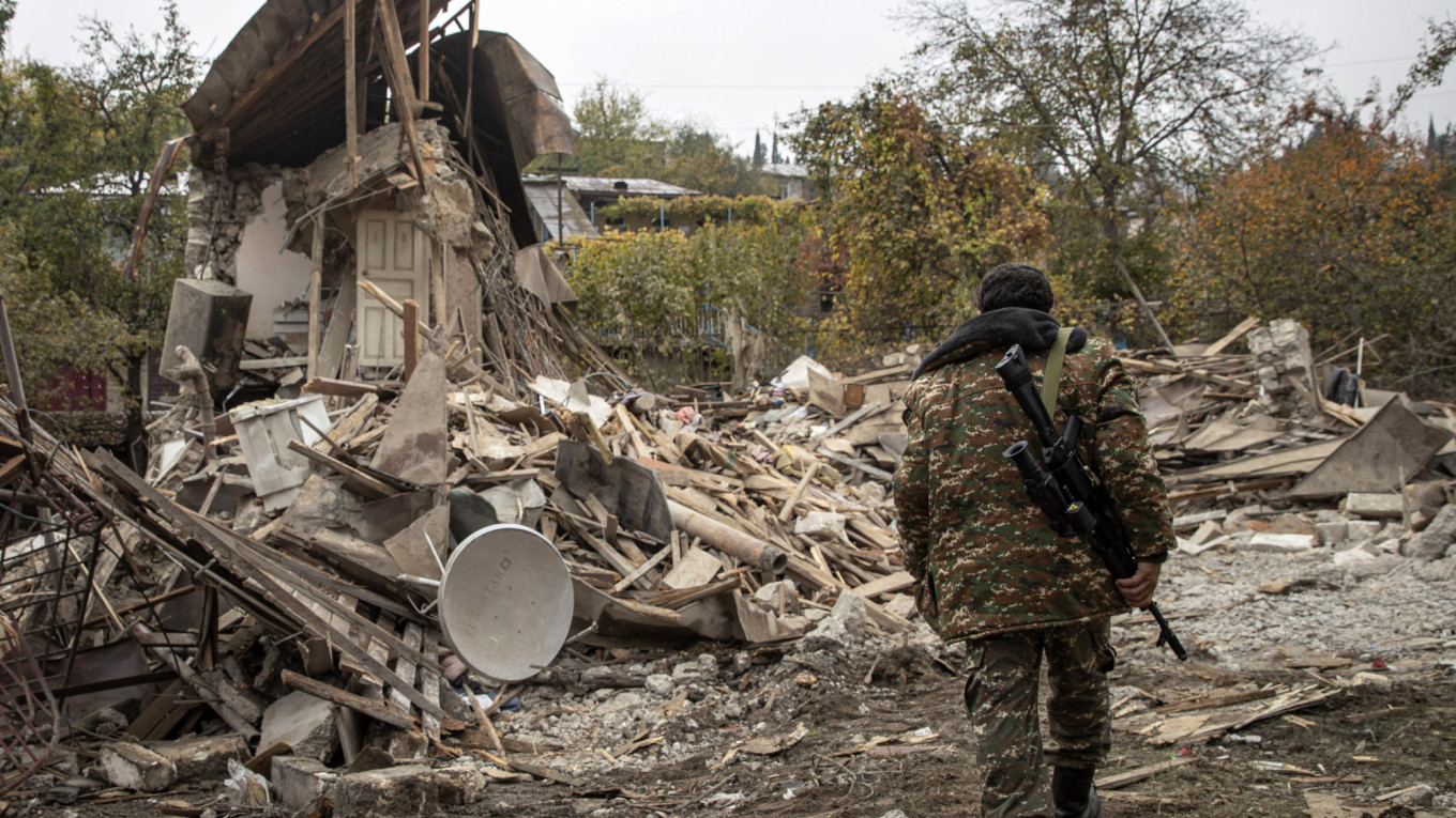 Treason And Incompetence: How Soros-Trained Armenian Government Lost Karabakh War