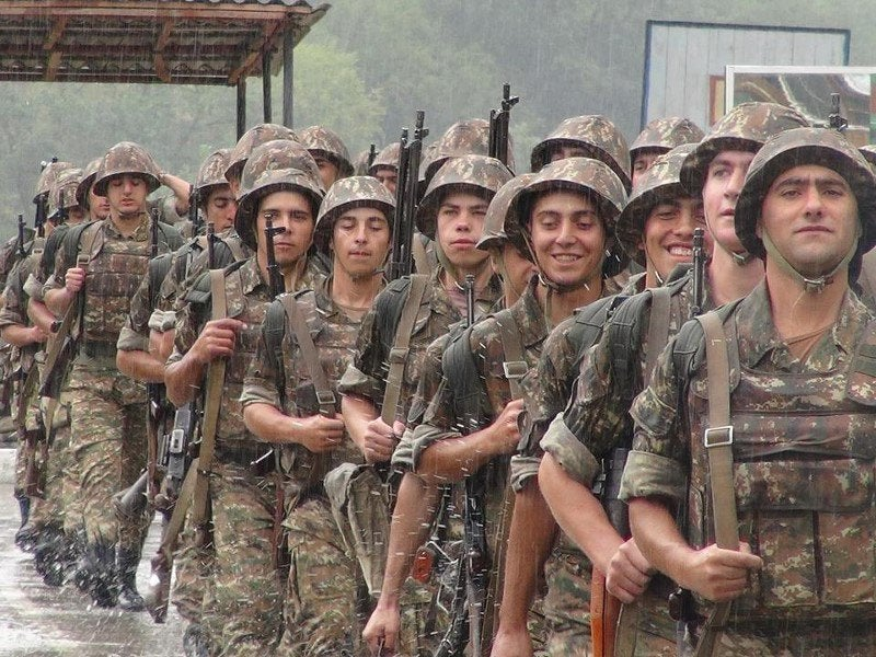 Armenian Death Toll Grows: Health Ministry Says Over 2,000 Service Members Killed In Karabakh
