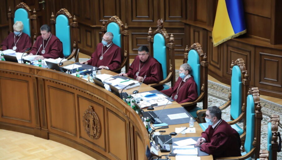 Democracy In Action: Ukrainian Murdered Released In Italy, As Zelensky Threatens Constitutional Court Judges