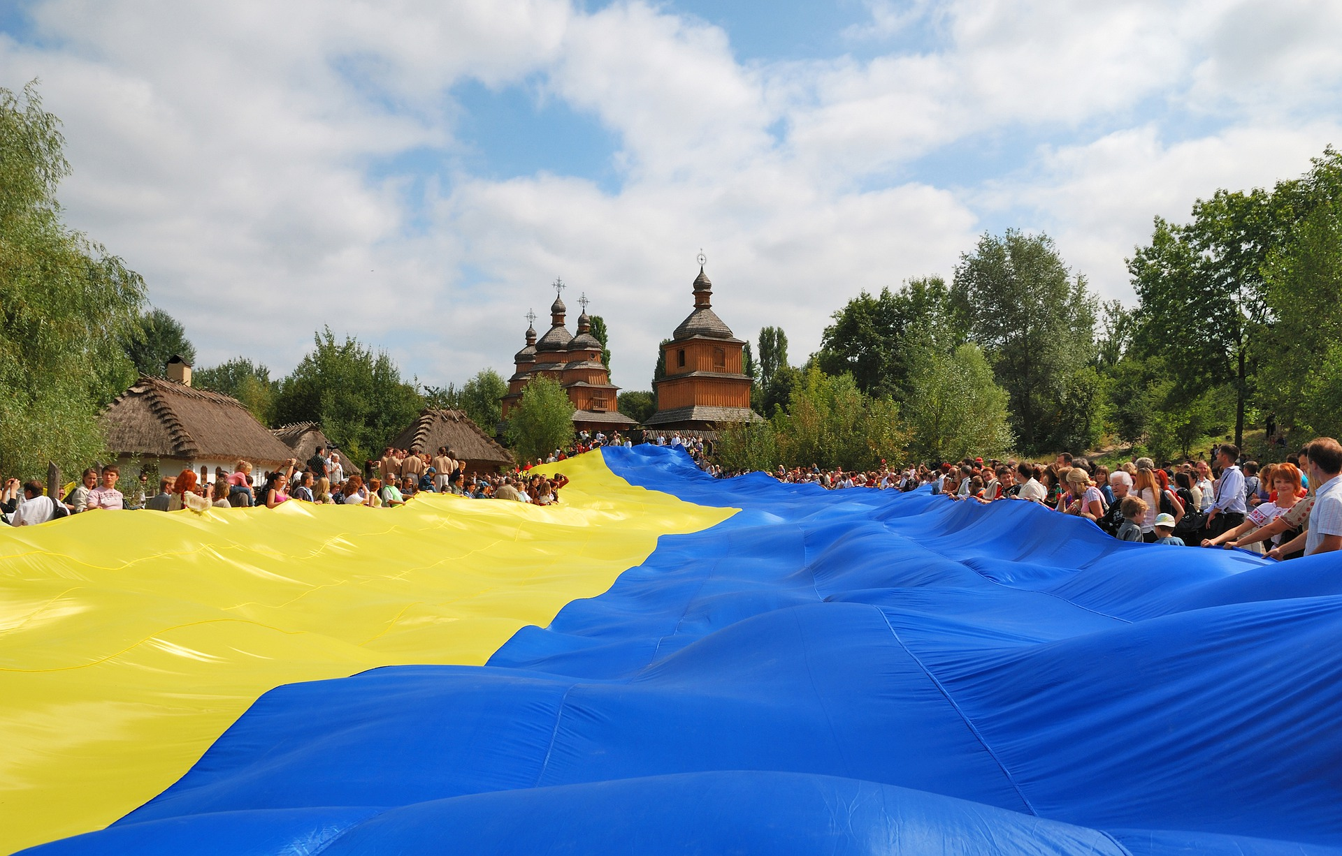"""Democracy In Action: Ukraine Adopts Law To Send Russians To Internment Camps In Case Of """"Aggression"""""""