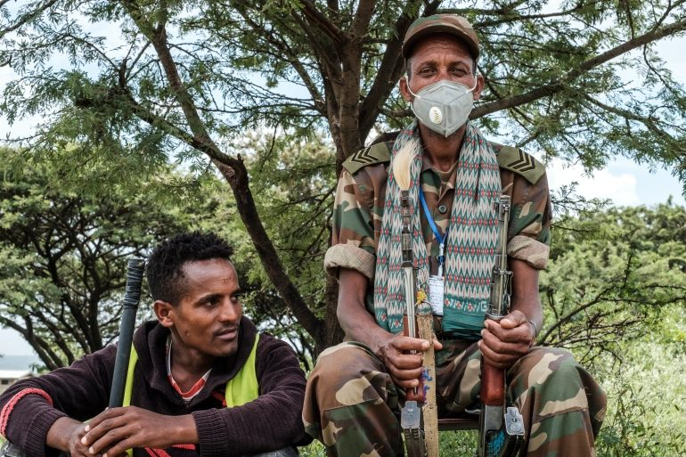 At Least 500 Killed In Fights, As War In Ethiopia Gains Steam