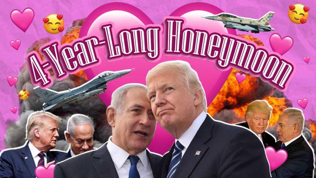 U.S.-Israeli Honeymoon Nearing Its End: Trump's Last Gift To Netanyahu