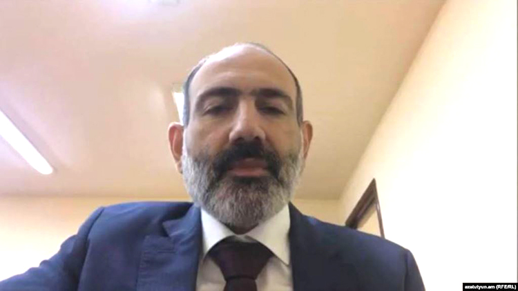 From Hiding, Pashinyan Issues More Excuses Through Facebook, Doesn't Mention Resignation