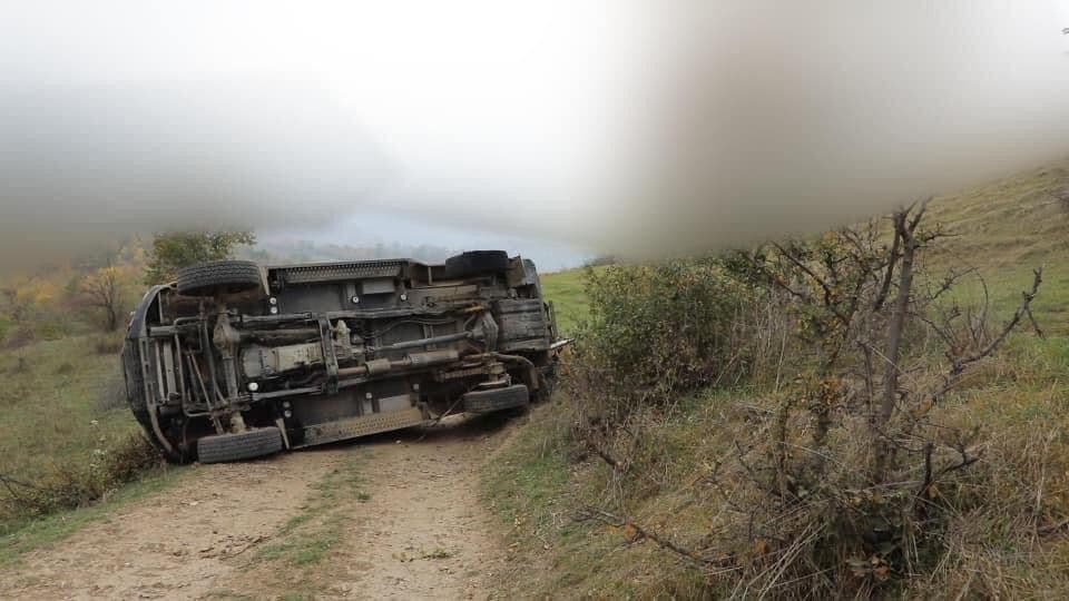 Azerbaijani Forces Reportedly Established Fire Control Over Road Between Lachin And Shusha