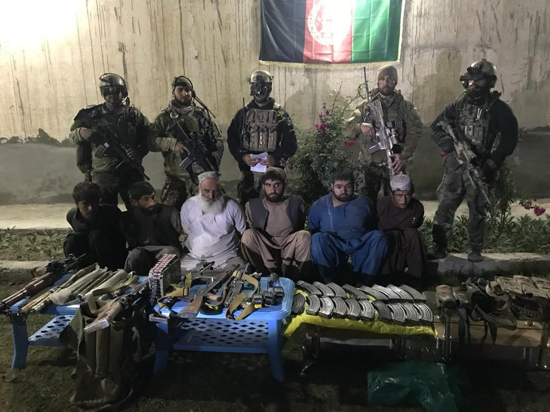 Afghan Army Recaptured Arghandab District In Kandahar, Killed Hundreds Of Taliban Fighters
