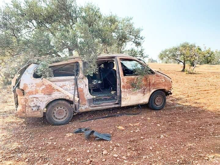 Unidentified Loitering Munitions Continue To Pound Militants In Syria's Greater Idlib