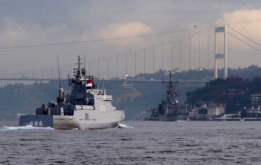 Russian-Egyptian Joint Drills To Take Place In Black Sea For The First Time In History (Video)