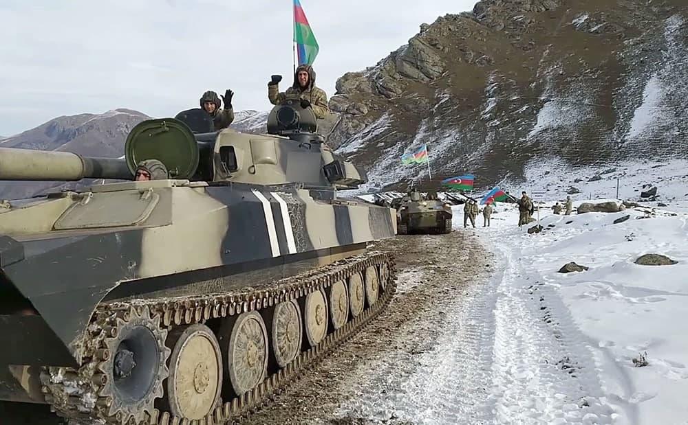 "Armenian Deputy Prime Minister And Staff Get ""Job Well Done"" Bonuses, As Azerbaijan Celebrates Entering Kalbajar"