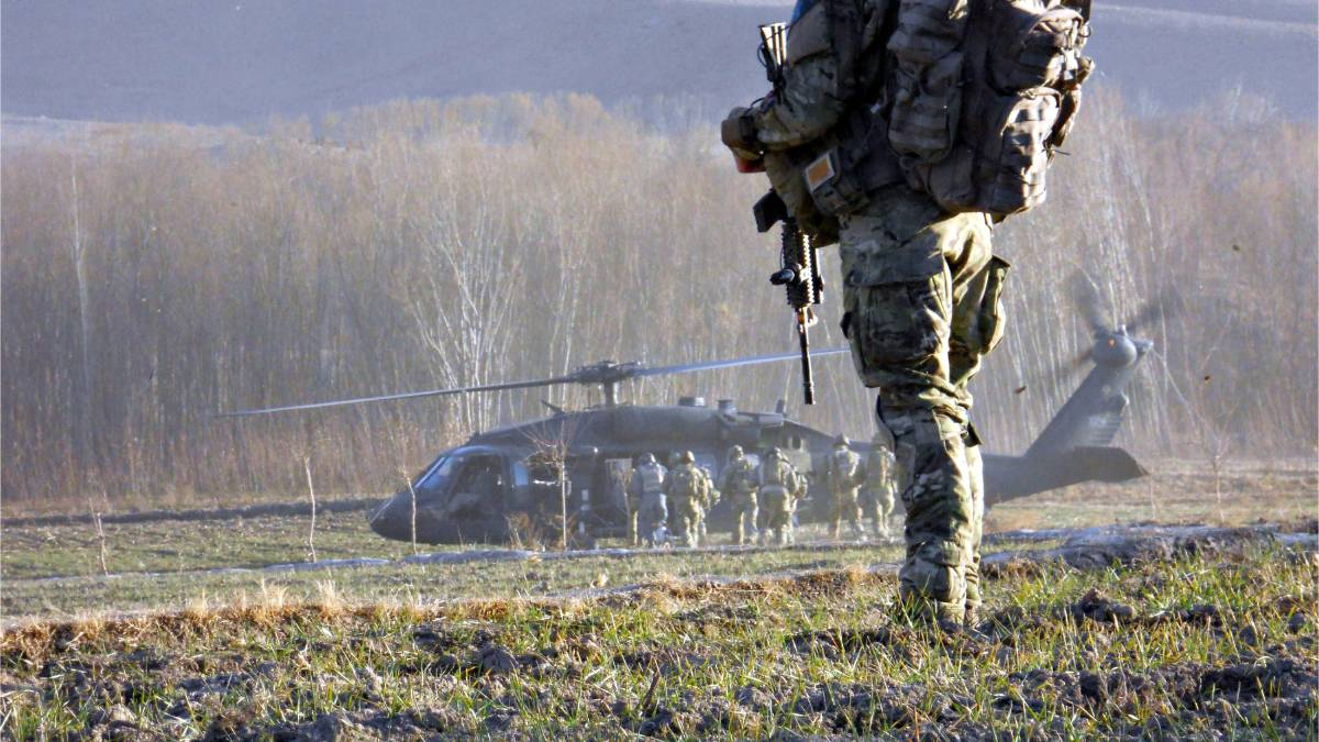 """""""Brereton Report"""" Discovers Evidence Of Murders And War Crimes By Afghanistan Special Forces"""