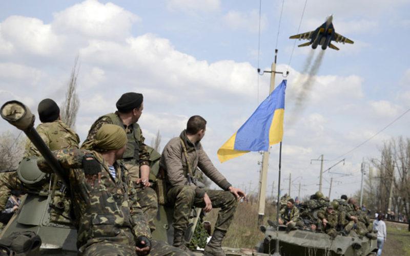 The Saker: Drums Of War In The Ukraine (Open Thread)