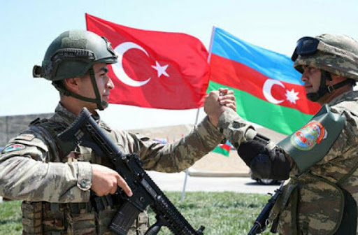 Turkish Hand In Planning And Coordniating Azerbaijan's Nagorno-Karabakh Offenisve