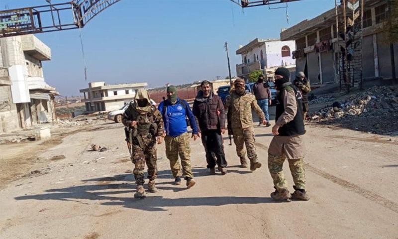 Hay'at Tahrir Al-Sham Arrested Senior Ansar Al-Islam Commander Over Prisoners Swap With Syrian Authorities