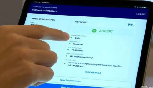 """'New Normal' Arrives - Singapore Airlines Launches COVID-19 """"Digital Health Passport"""" For Passengers"""