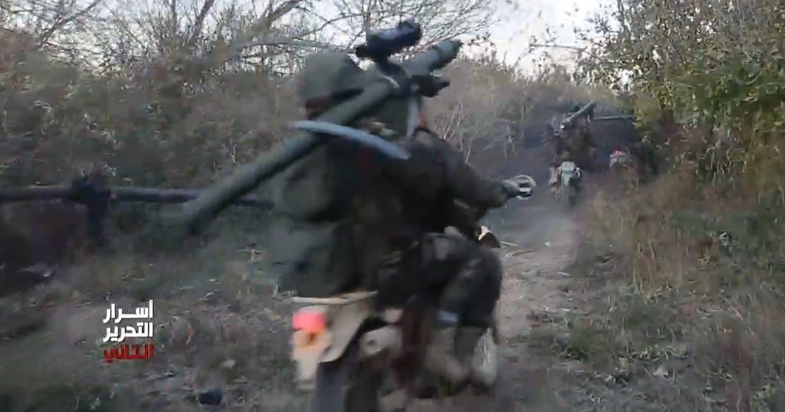 Russians Deliver MANPADs To Hezbollah?