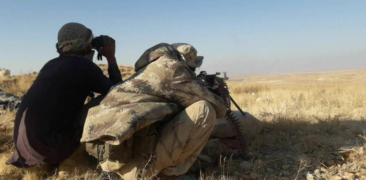 Hampered By Army Pressure & Scarce Resources, ISIS Cells In Central Syria Turn Into Sheep Thieves (Video)