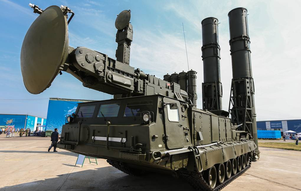 Russia Deploys S-300V4 To Kuril Islands. Japan Complains That System Covers Half Of Country