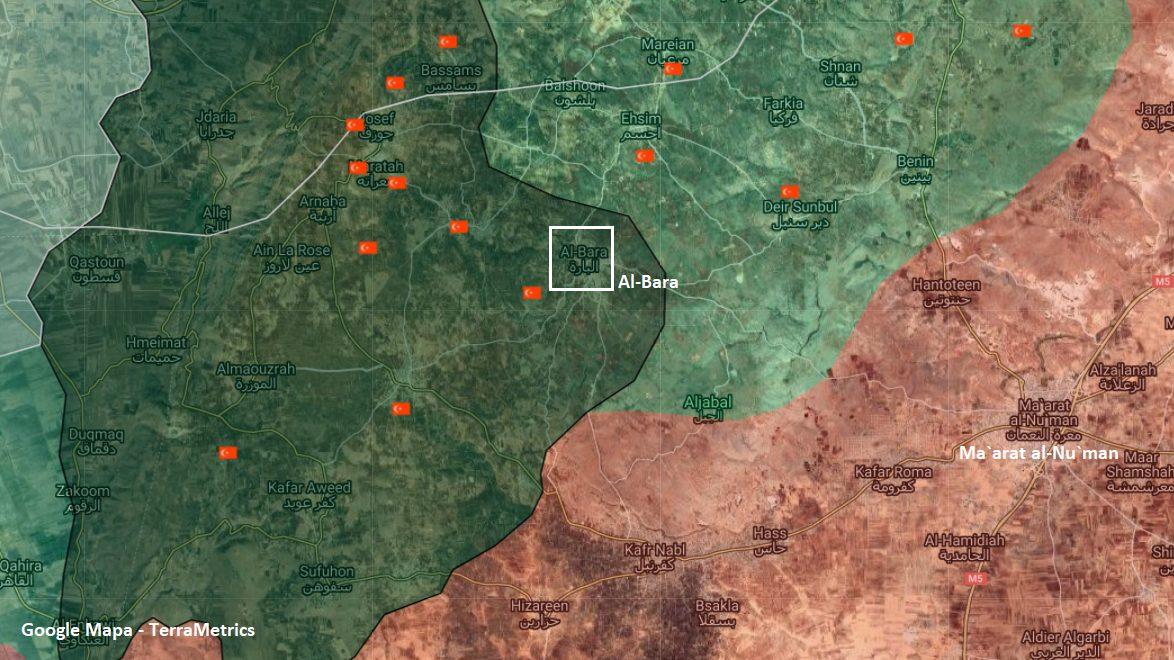 New Turkish Observation Post Established In Syria's Al-Zawiya Mount