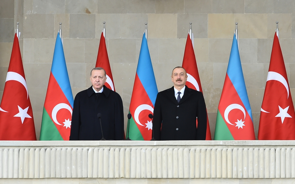 Erdogan Makes Territorial Claims Towards Iran On Behalf Of Baku, Gets Immediately Rebuked
