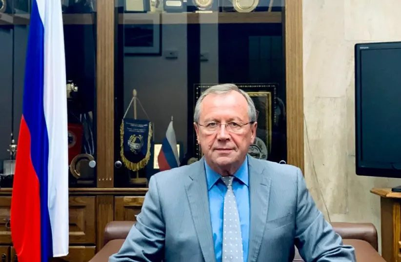 Israel Is Destabilizing Middle East, Not Iran: Russian Envoy