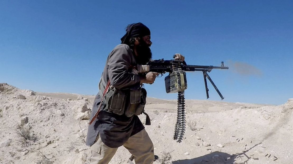 ISIS Cells In Deir Ezzor Killed, Injured 11 SDF Fighters In Double-Tap Attack