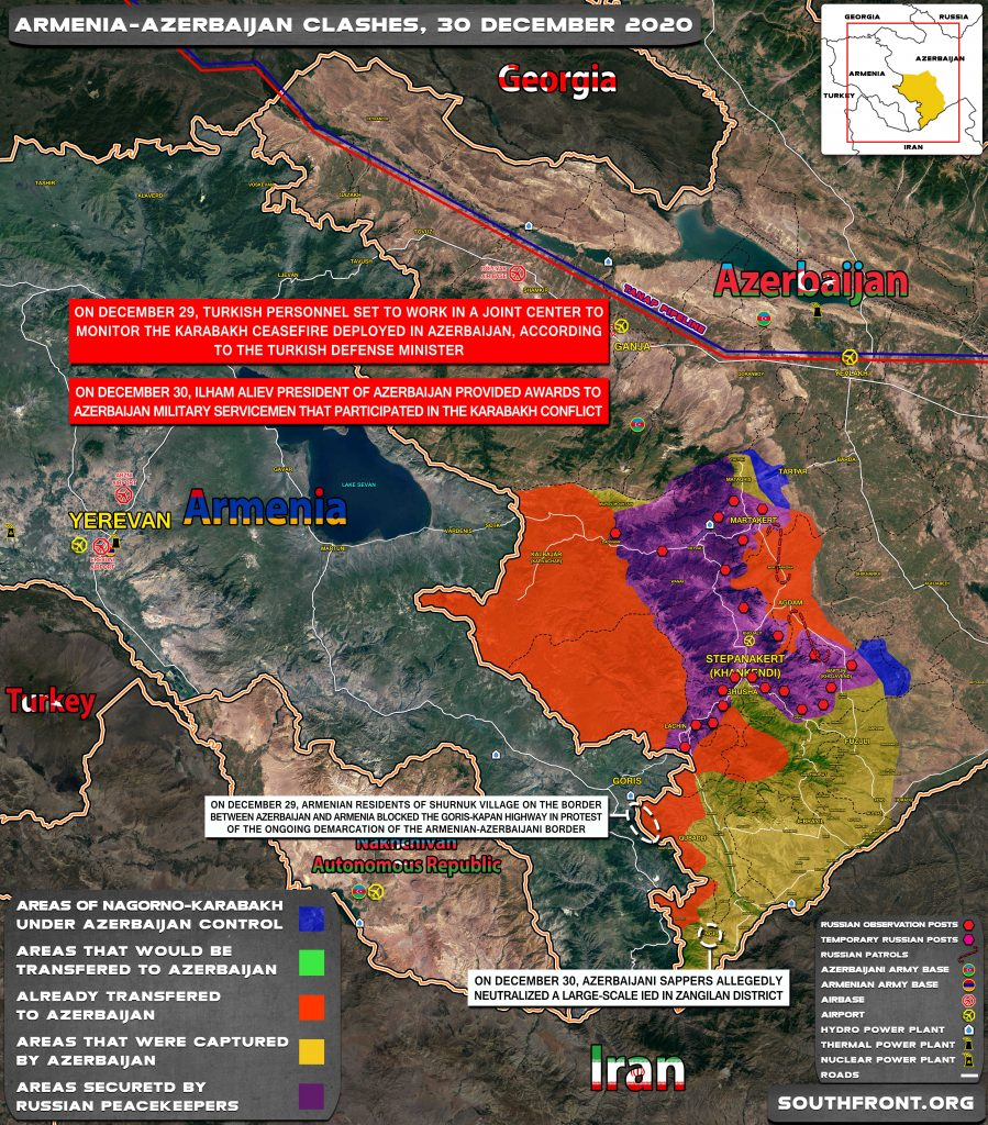 Crisis In Armenia Deepens Due To Ongoing Demarcation Of Border With Azerbaijan