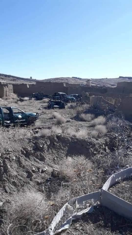 Taliban Captured Afghan Army Military Base In Atghar District (Video, Photos)