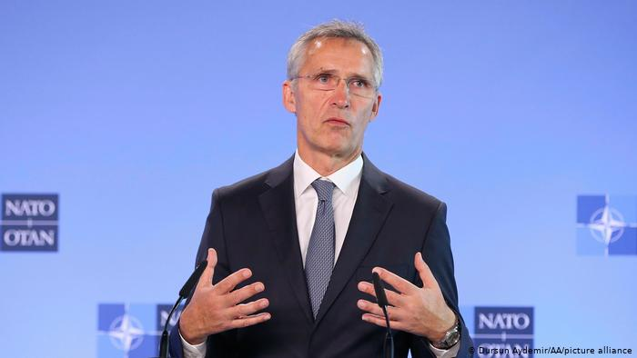 NATO Secretary General Outlines Plan To Increase Presence In Black Sea Through Ukraine And Georgia