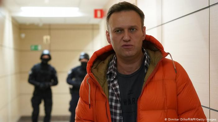 Russia's FSB Allegedly Tried To Poison Navalny A Second Time, Or Maybe The GRU Did, Who Knows, Really?
