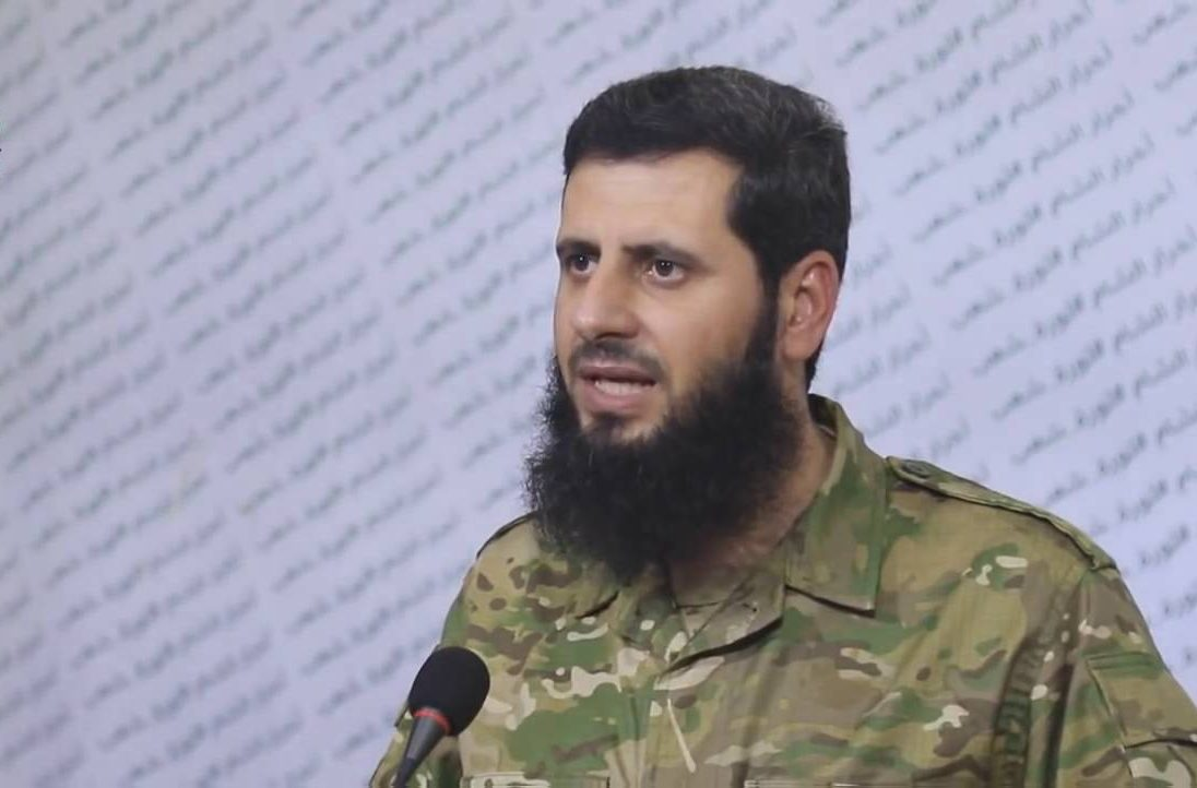 Syria's Ahrar Al-Sham Appointed New Leader After Internal Crisis, Pressure From Turkey
