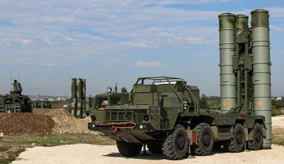 Turkey And U.S. Create Working Group For Russia's S-400 Missile Defense System Purchase