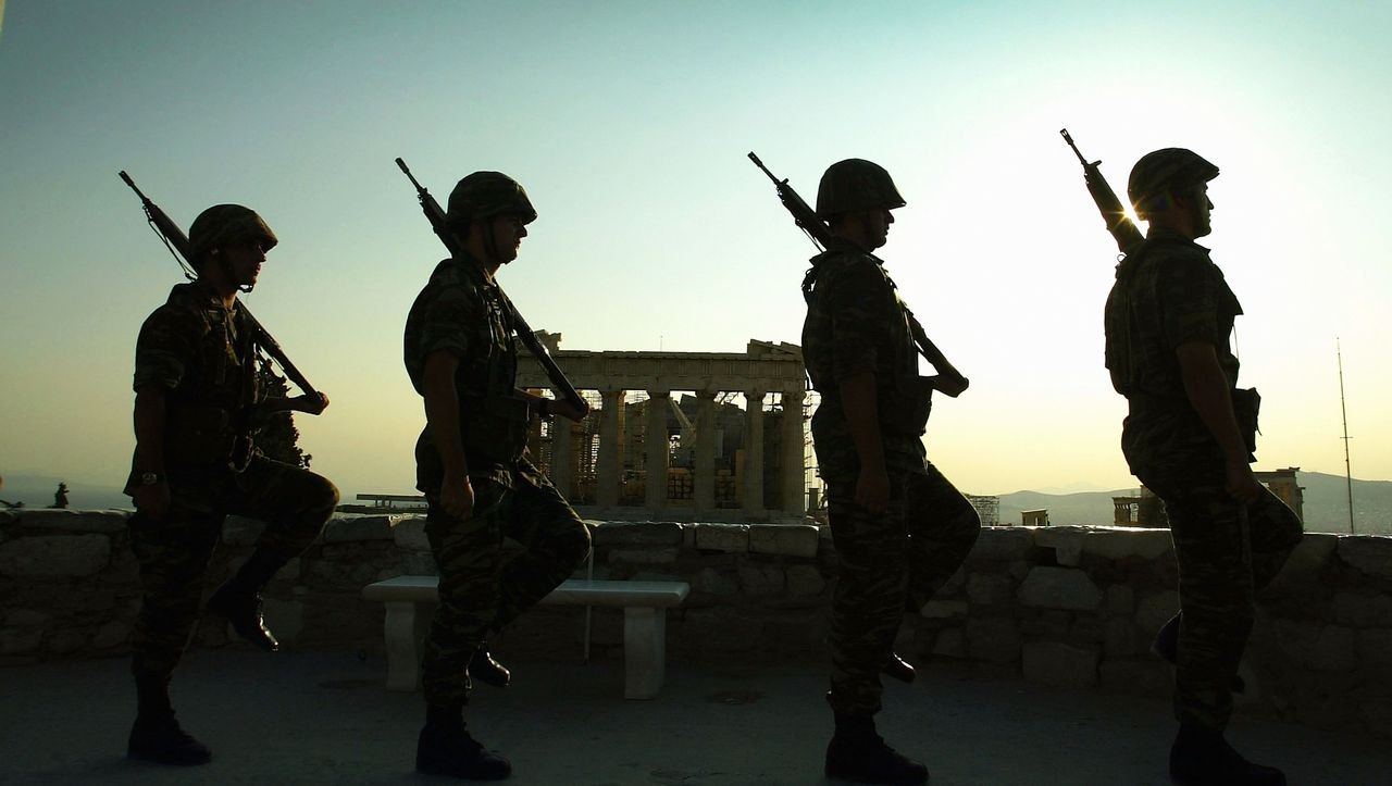 Greece Increases Defense Spending By 57% Amid On-Going Tensions With Turkey