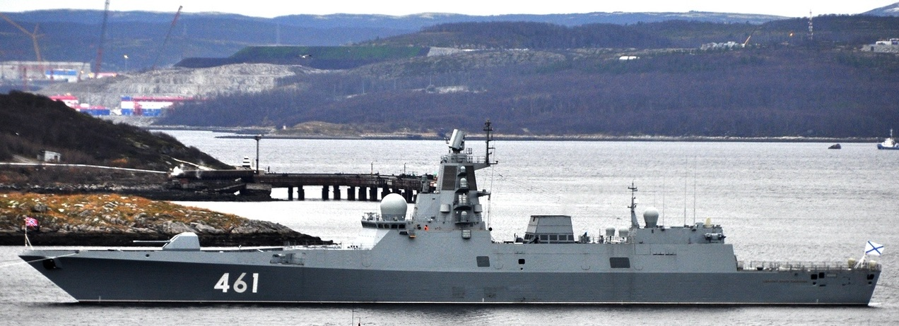 Naval Breakthrough: Russia Delivers First Serially-Produced Diesel-Gas Turbine Unit