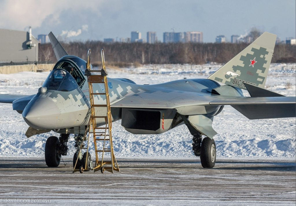 Famous Su-57 Entered Service With Russian Aerospace Forces (Video, Photos)