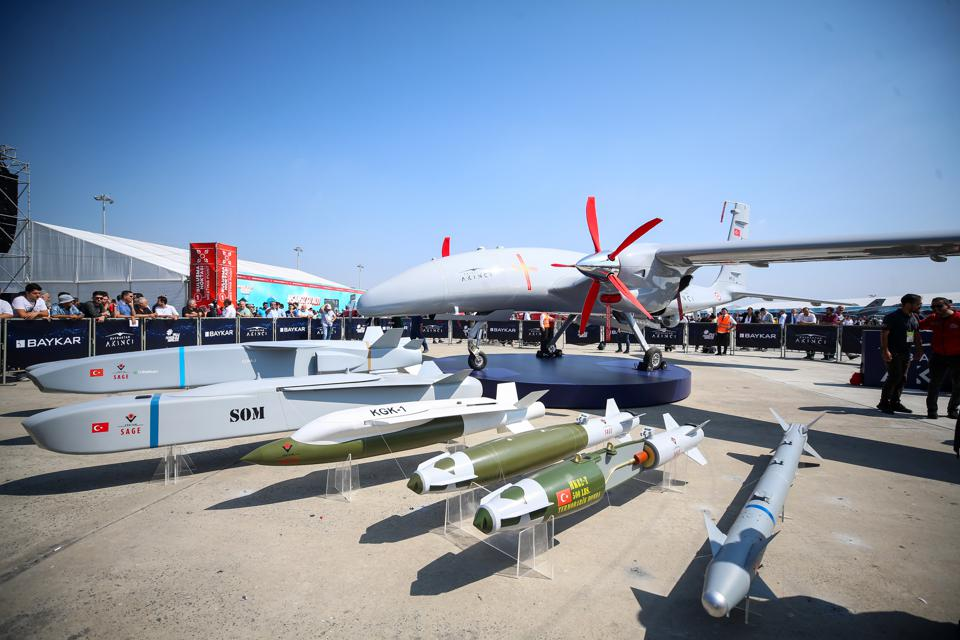 Turkish Bayraktar Announced New Concept Of Future-Generation  Drone