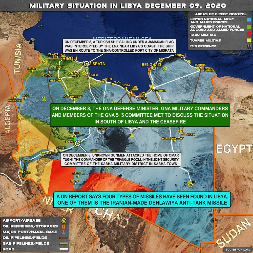 """Haftar's LNA Is At War With Turkey, Ceasefire Is """"Out Of Respective For International Community"""""""